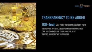 How the USI Tech Bitcoin BTC Packages Work