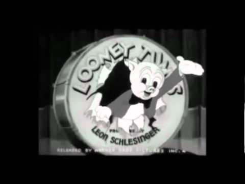 Looney Tunes Intros And Closings (1930-1964) UPDATE