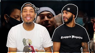 🔥🔥🔥 SKEPTA, CHIP & YOUNG ADZ - WAZE (THE MOVIE) - REACTION ‼️
