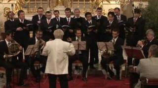 Vienna Vocalists, Ensemble of the Vienna State Opera Chorus, F Schubert, Nachtgesang im Walde