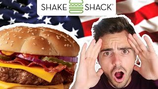 Download LE MEILLEUR BURGER D'HOLLYWOOD ? ( Shake Shack ) MP3 song and Music Video