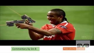 Sm B React: Funny Footbal This is football 2016