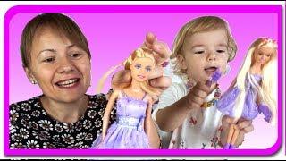 Noile prietene ale Anabellei - Violeta si Sofia.  Anabella Show