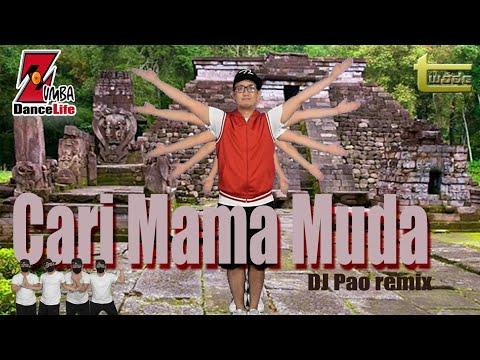 cari-mama-muda---(dj-pao-remix)-|-zumba-dance-|-easy-&-simple-dance-workout-|-coach-tolits