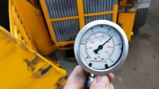 UNC 060 проверка давления рабочего оборудования.(, 2016-05-13T07:04:24.000Z)