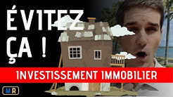 Un Des Plus Grand Danger De L'immobilier !