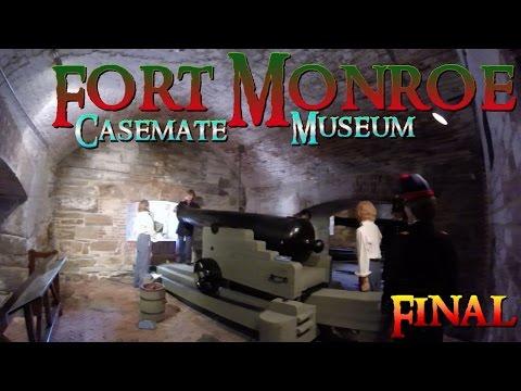 Fort Monroe, Virginia - National Monument Part 3 FINAL