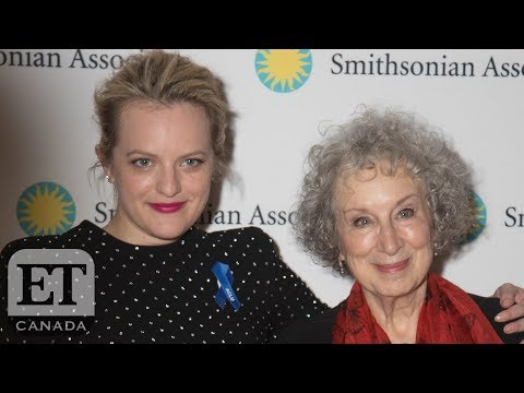 Elisabeth Moss And Margaret Atwood Talk 'The Handmaid's Tale'