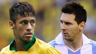 One of Football Daily's most viewed videos: Messi vs Neymar