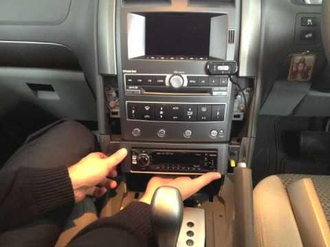 Ford Territory Kit Facia Installation Kit Aerpro Youtube