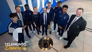Tottenham sorprende con cápsula del tiempo | Premier League | Telemundo Deportes