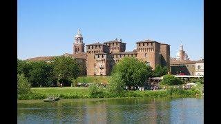 Mantova - il castello di san giorgio è uno dei monumenti più rappresentativi della città e fa parte reggia gonzaga. ...
