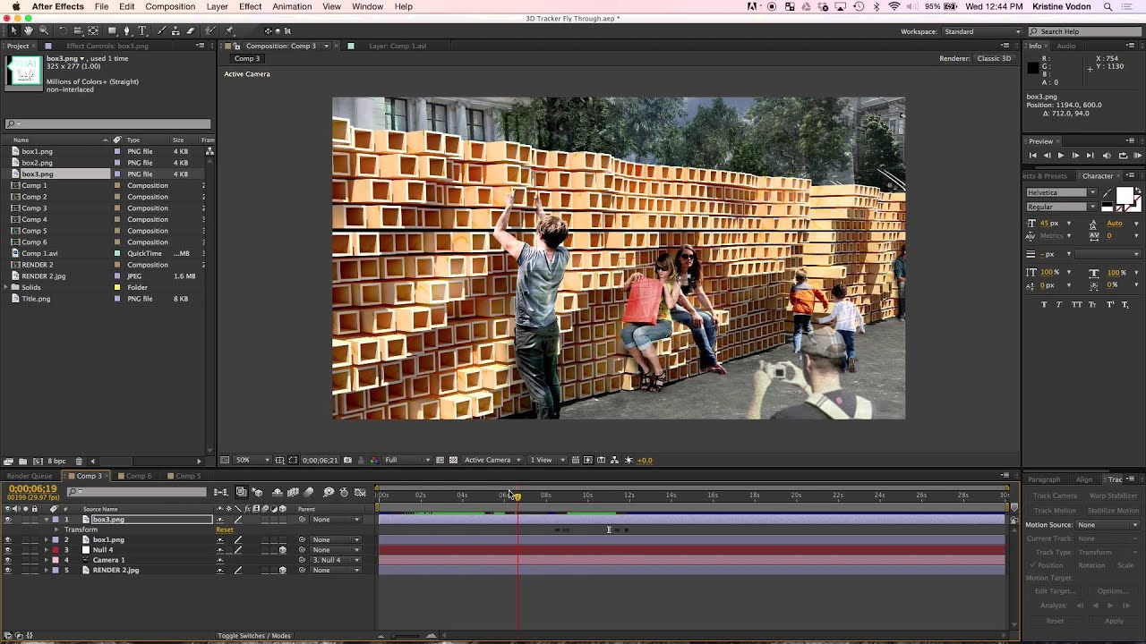 Tutorial 3 after effects 2d pan zoom camera track motion tutorial 3 after effects 2d pan zoom camera track motion track camera baditri Choice Image