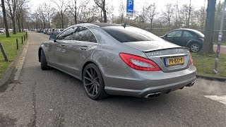Sport- & Super Cars Accelerating LOUD! CLS63 S AMG, 570S, GT-R, RS6, Corvette & More!