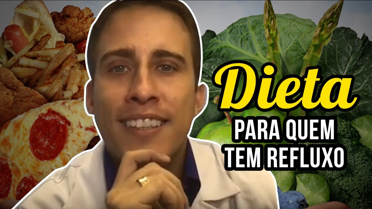 Dieta Para Quem Tem Refluxo Gastroesofagico Dr Juliano Pimentel