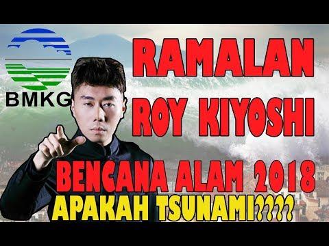 Potensi Gempa Magelang# Apakah Ini Ramalan Roy KIyoshi???