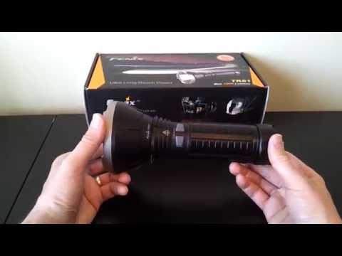 Fenix TK61 Flashlight Review