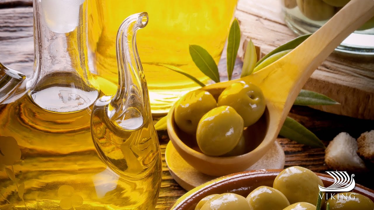 Viking Oceans Olive Oil From Croatia Youtube