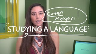 Weekly German Words with Alisa - Studying a Language