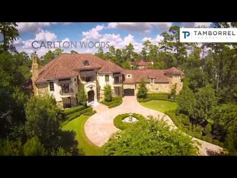 Million Dollar Homes in The Woodlands, TX!
