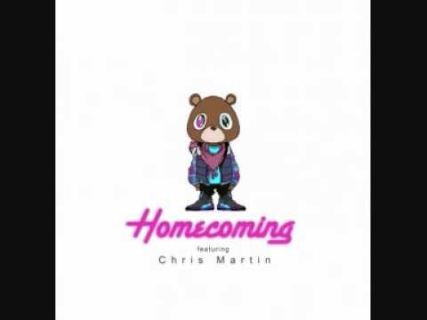 Homecoming (Ft. Chris Martin) - Kanye West