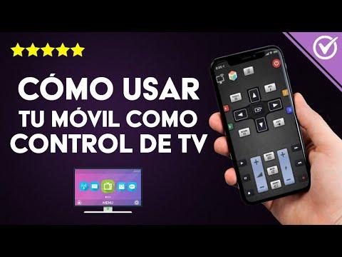 Cómo Usar mi Móvil Android como Control Remoto Universal para mi Smart TV