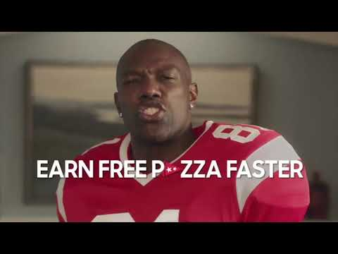 Pizza Hut Super Bowl Commercial 2018 - Terrell Owens Free Pizza Faster thumbnail