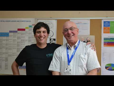 Michael Levario - Goodwill Development Program
