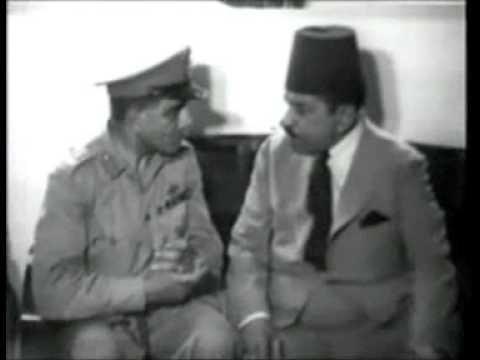 Muhammad Naguib and Coptic Patriarch