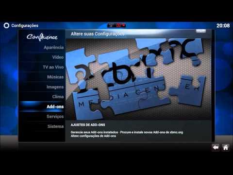 Tutorial XBMC: download, instalação, skins e addons