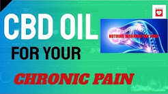 CBD Oil For Pain and Chronic Pain Relief