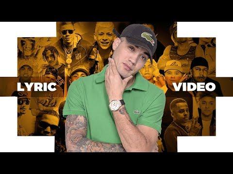 MC Brisola - Bigodin De Cria (Lyric Video) Jorgin Deejhay