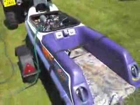 kawasaki 750 sx jetski - youtube