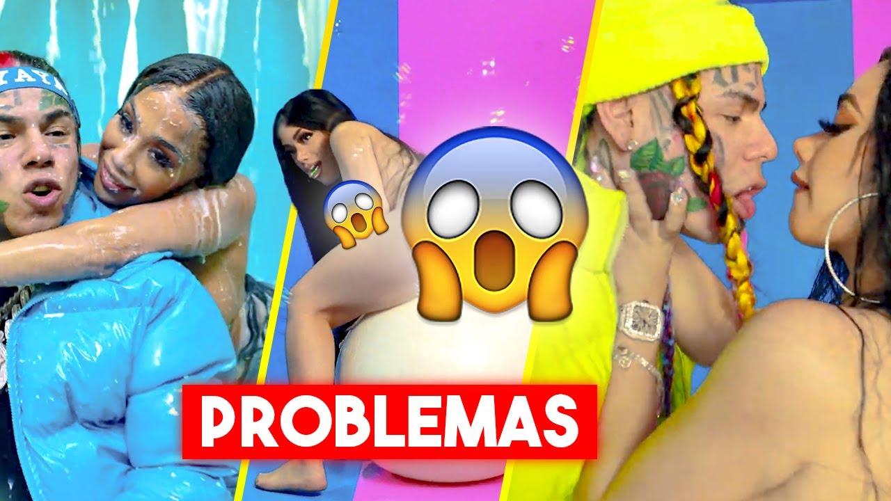 TEKASHI 6IX9INE en PROBLEMAS por las CHICAS de SUS VIDEOS | GOOBA, YAYA, TROLLZ | Tendencias 2020