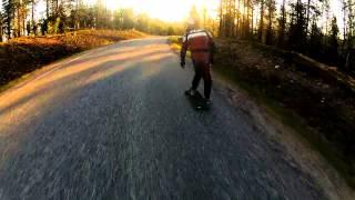Rawrun Levin mökkikylästä 2012