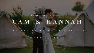 Cam and Hannah  // The Barns Faxfleet // 29.06.19 // Wedding Film