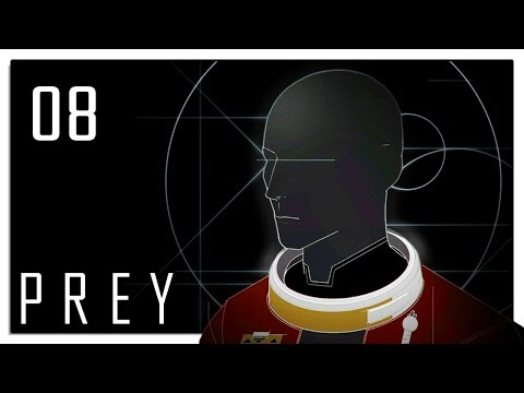 Let's Play Prey (2017) Blind Part 8 - Artax Propulsion Syste