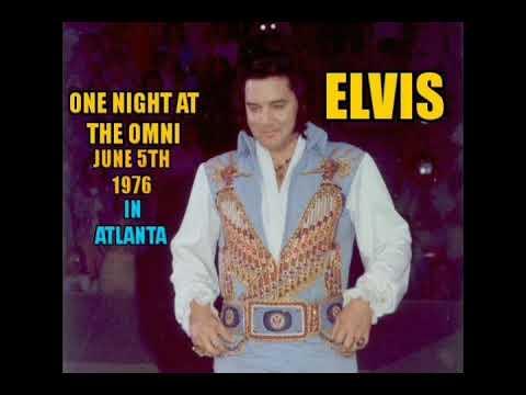 Elvis-One Night At The Omni-June 5th,1976 in Atlanta-complete cd