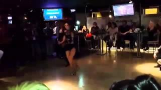 DUYGU & ISMAIL ABDA DANCERS AFTER PARTY