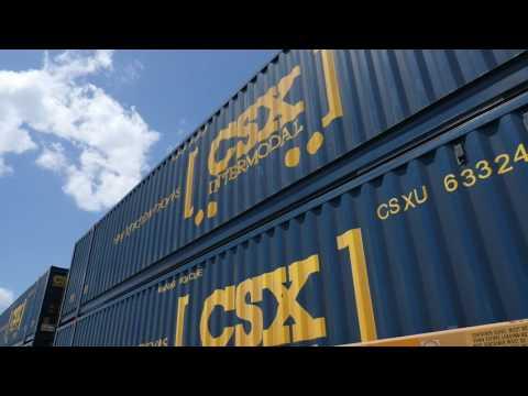 Railroad 101: Intermodal Transportation
