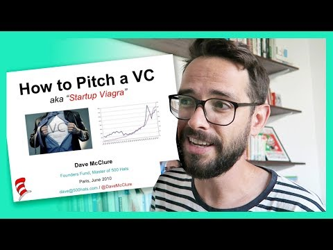 Creating A Startup Investors Presentation