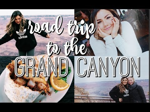 GRAND CANYON ROAD TRIP & PINCHED NERVE