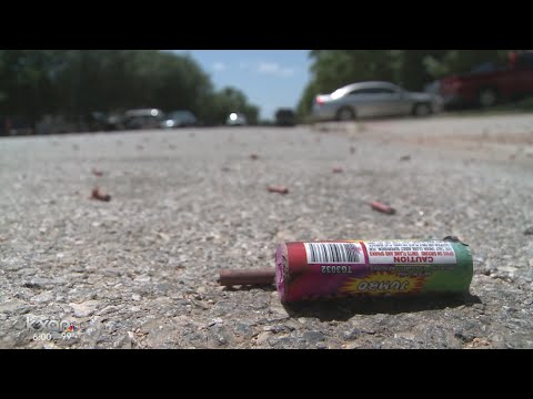 East Austin residents want more police coverage after intense firework displays