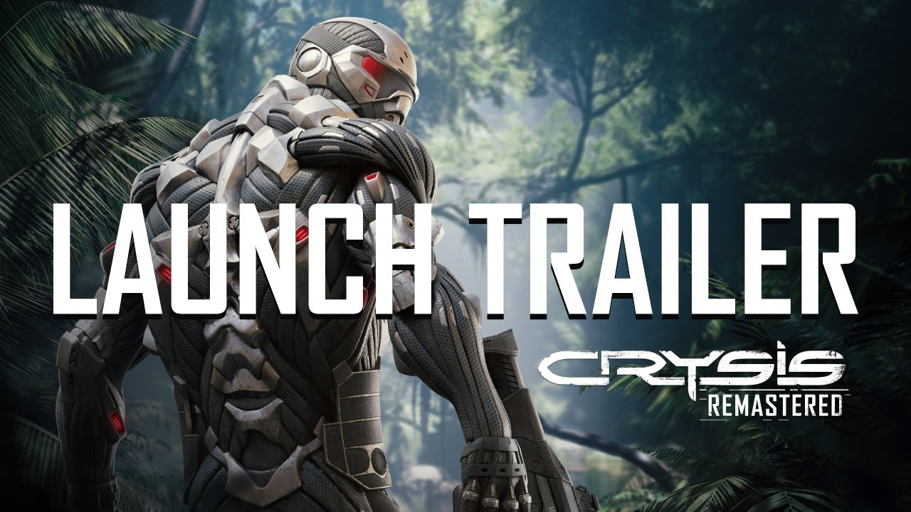 Official Launch Trailer για το Crysis Remastered