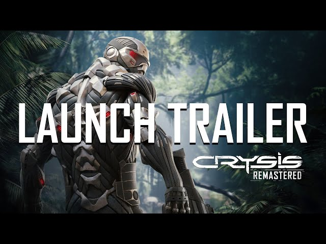 Crysis Remastered (видео)
