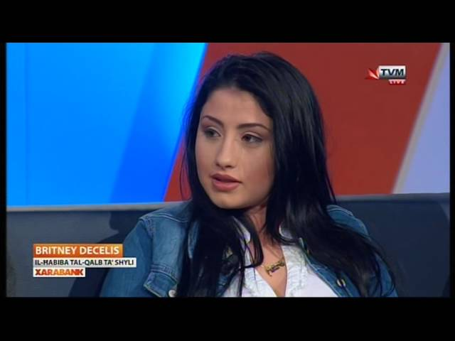 Shyli Cassar Interviewed on Xarabank