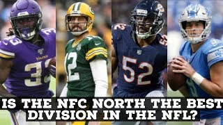 Is The NFC North The Best Division In the NFL?