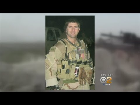 Veteran Meets With Soldiers Who Saved His Life In Iraq
