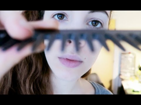 ASMR Combing Your Hair - Pure Relaxation Sounds - YouTube