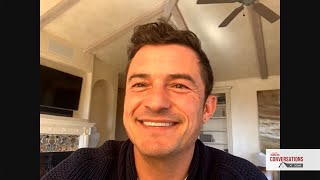 Conversations at Home with Orlando Bloom of RETALIATION